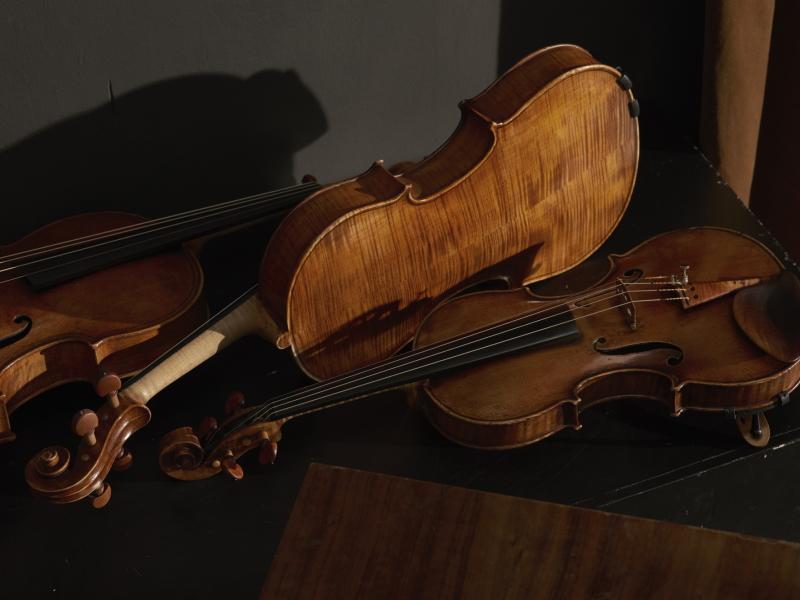 Liszt Ferenc Kamarazenekar új hegedűk